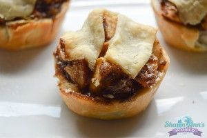 My husband seems to really like pies, especially apple pies. Problem is, I'm not a huge fan of them. I mean, I'll eat a slice here or there, or should I say I'll eat a half a slic…