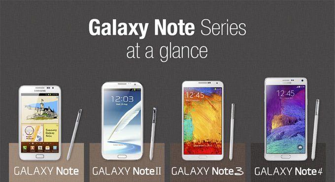 Galaxy Note 2 Vs Galaxy Note 1
