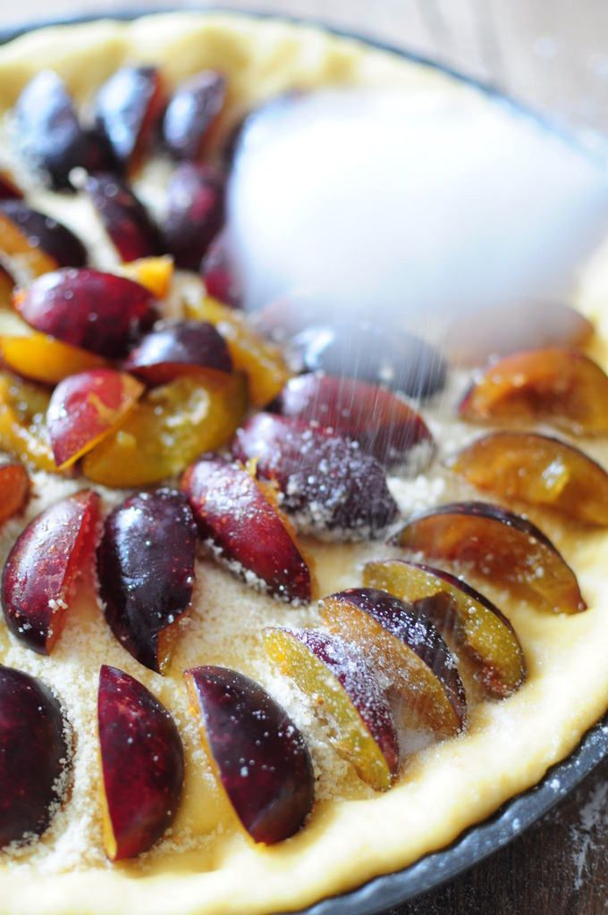 Tarte Brioch 233 E Aux Prunes Blog De Cuisine Cr 233 Ative