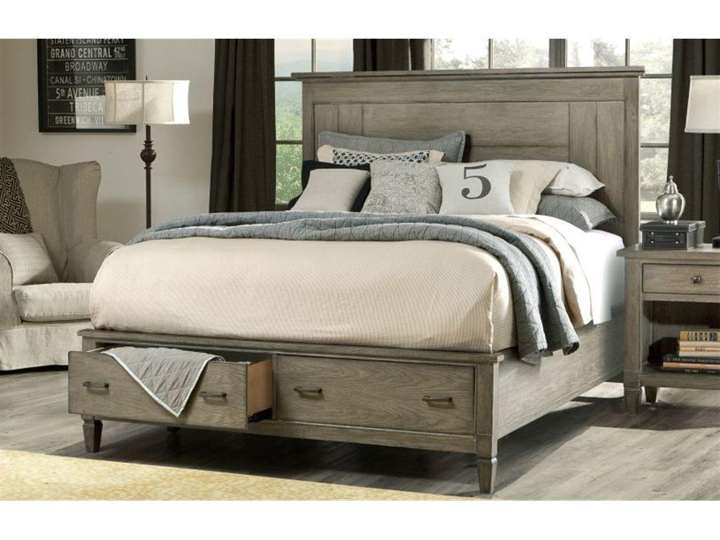 Legacy Classic Furniture Bedroom Storage Panel Bed - Queen ...
