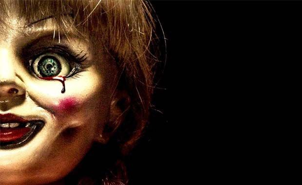 annabelle, movie, 2014