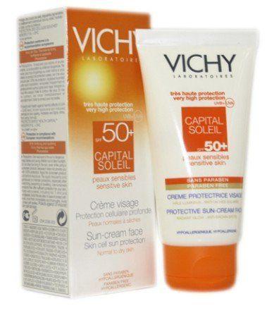 vichy sun cream 50