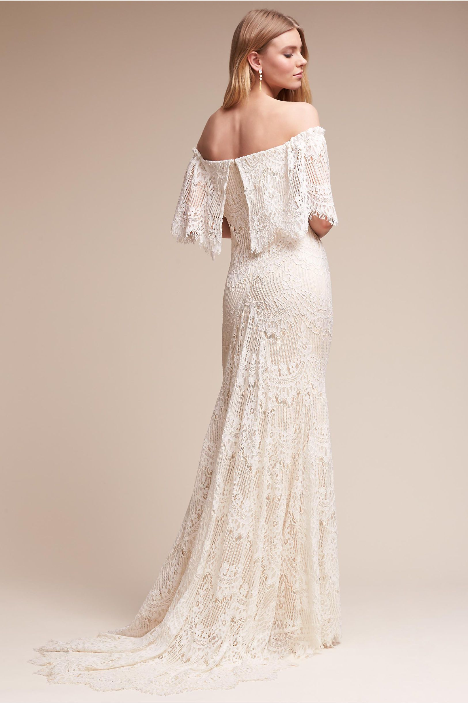 BHLDN Joplin Gown in Bride Wedding Dresses | BHLDN | wedding ...