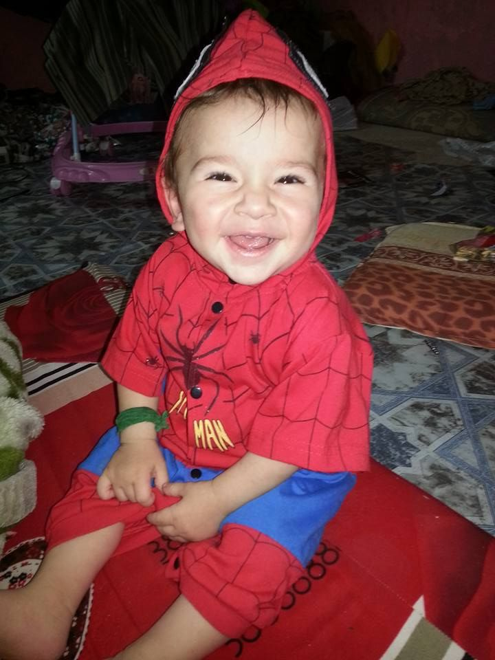 ابن اخي الحبيب عبدالله عيد ميلاده Baby Face Baby Face