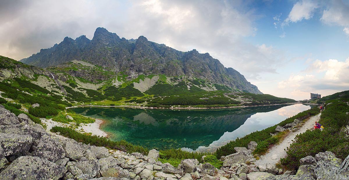 Vysoké Tatry, hory, vrchy, Velická dolina,