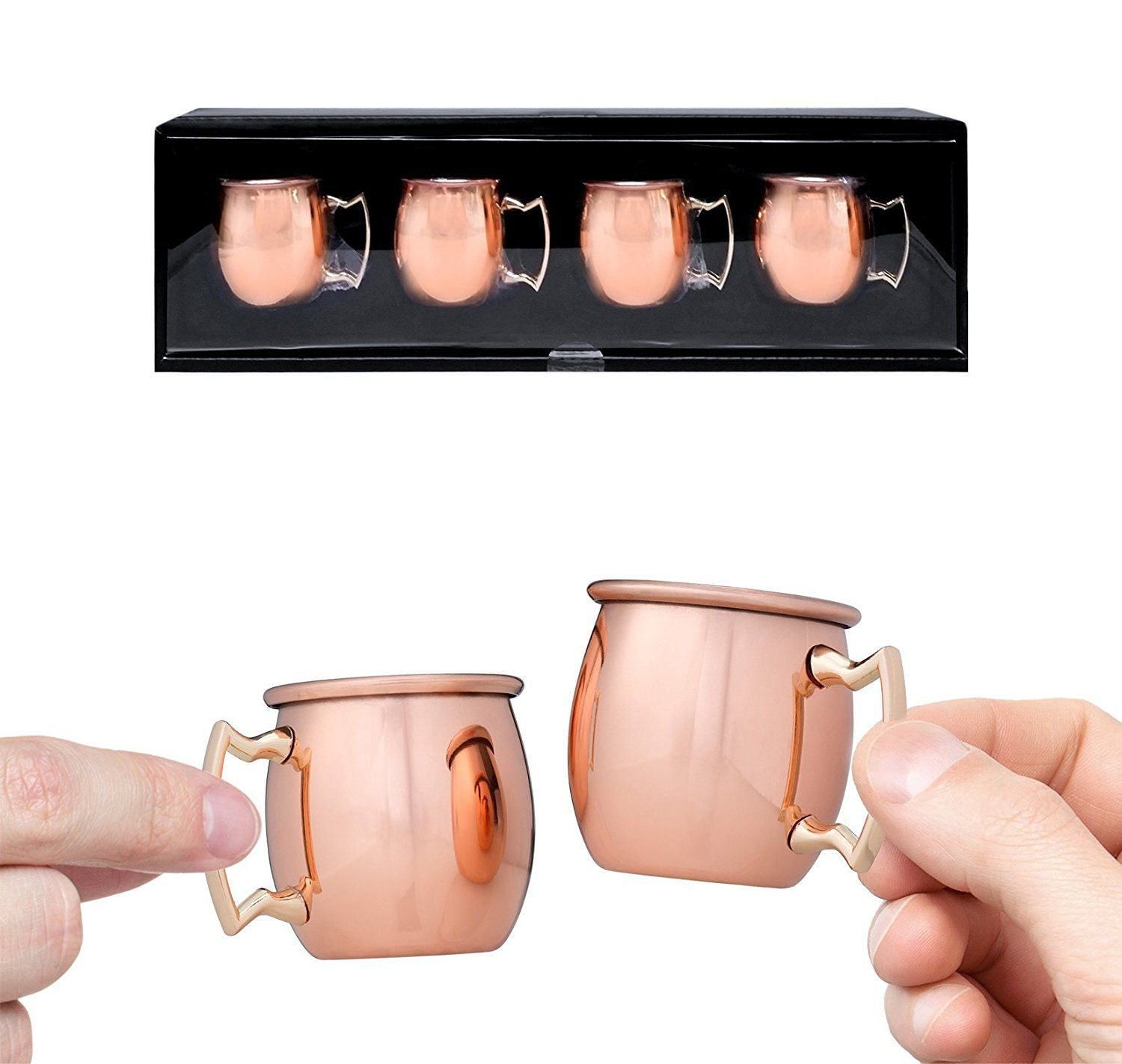 DIY Copper Mug Favors for Weddings | Favors, Wedding shoot and Weddings