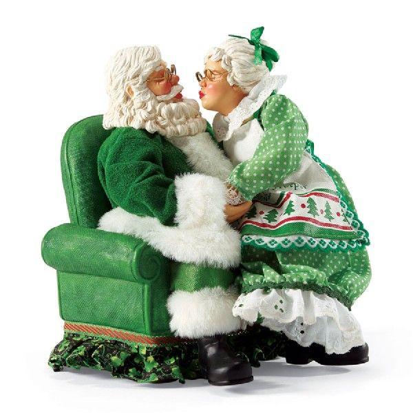 Possible Dreams Celtic Irish Santas Irish Christmas Christmas Figurines Mrs Claus
