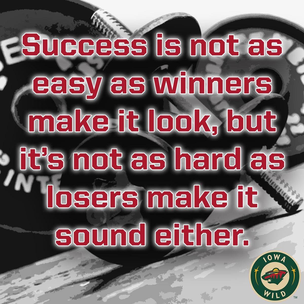#Motivation #hockey #IAWild #quote
