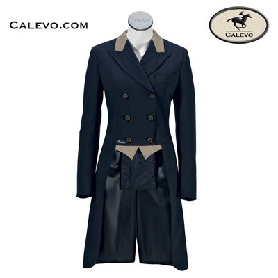 Pikeur - Ladies dressage coat - shadbelly with McCrown-applications…