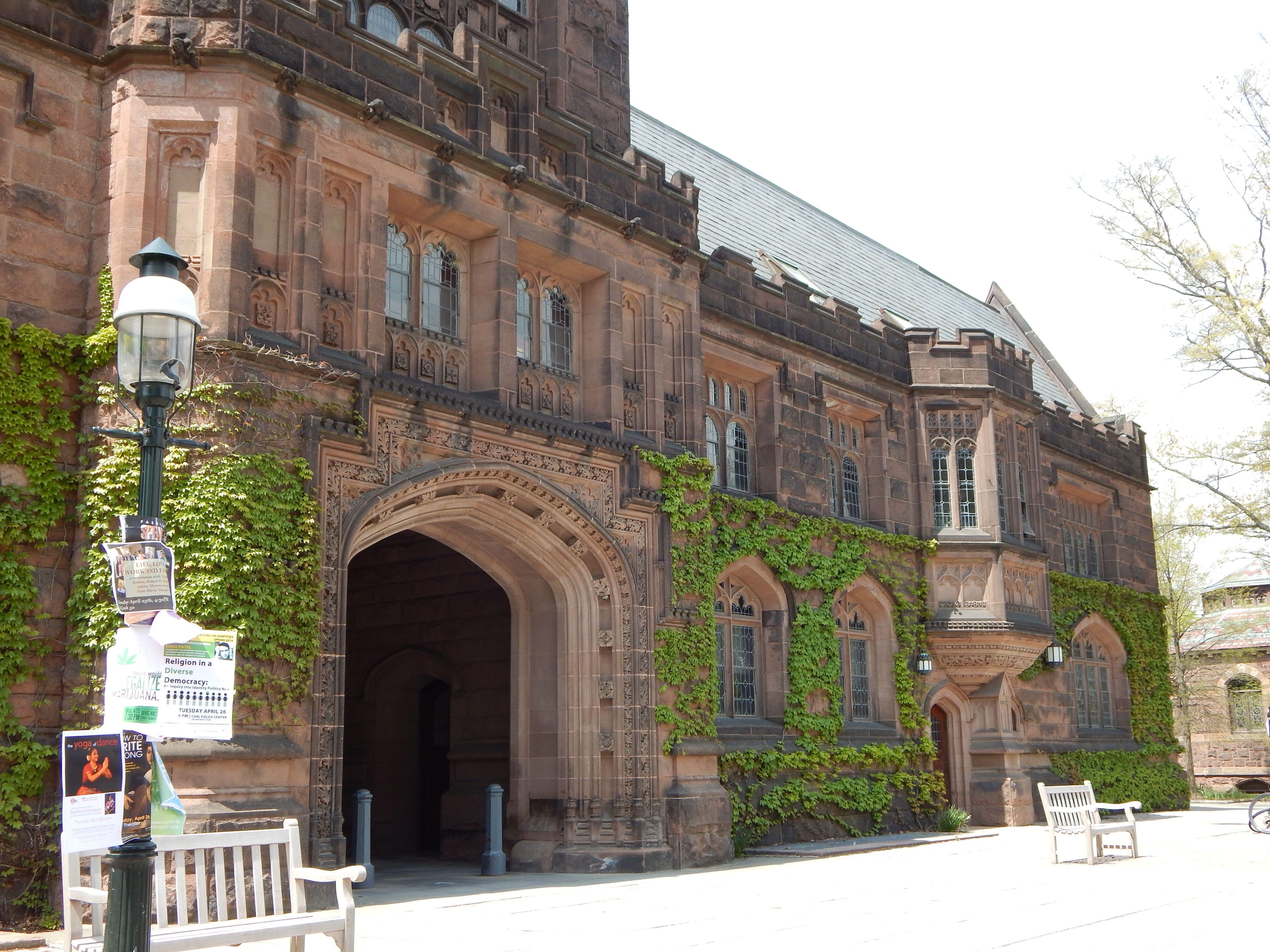 Princeton University Architecture