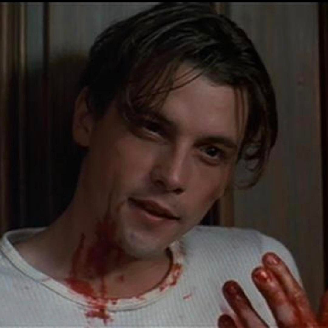 """378 Likes, 42 Comments - Creeper Crate (@creepercrate) on Instagram: """"Skeet  UlrichHave to pay a little tribute to…   Scream movie, Horror movies memes, Skeet  ulrich"""