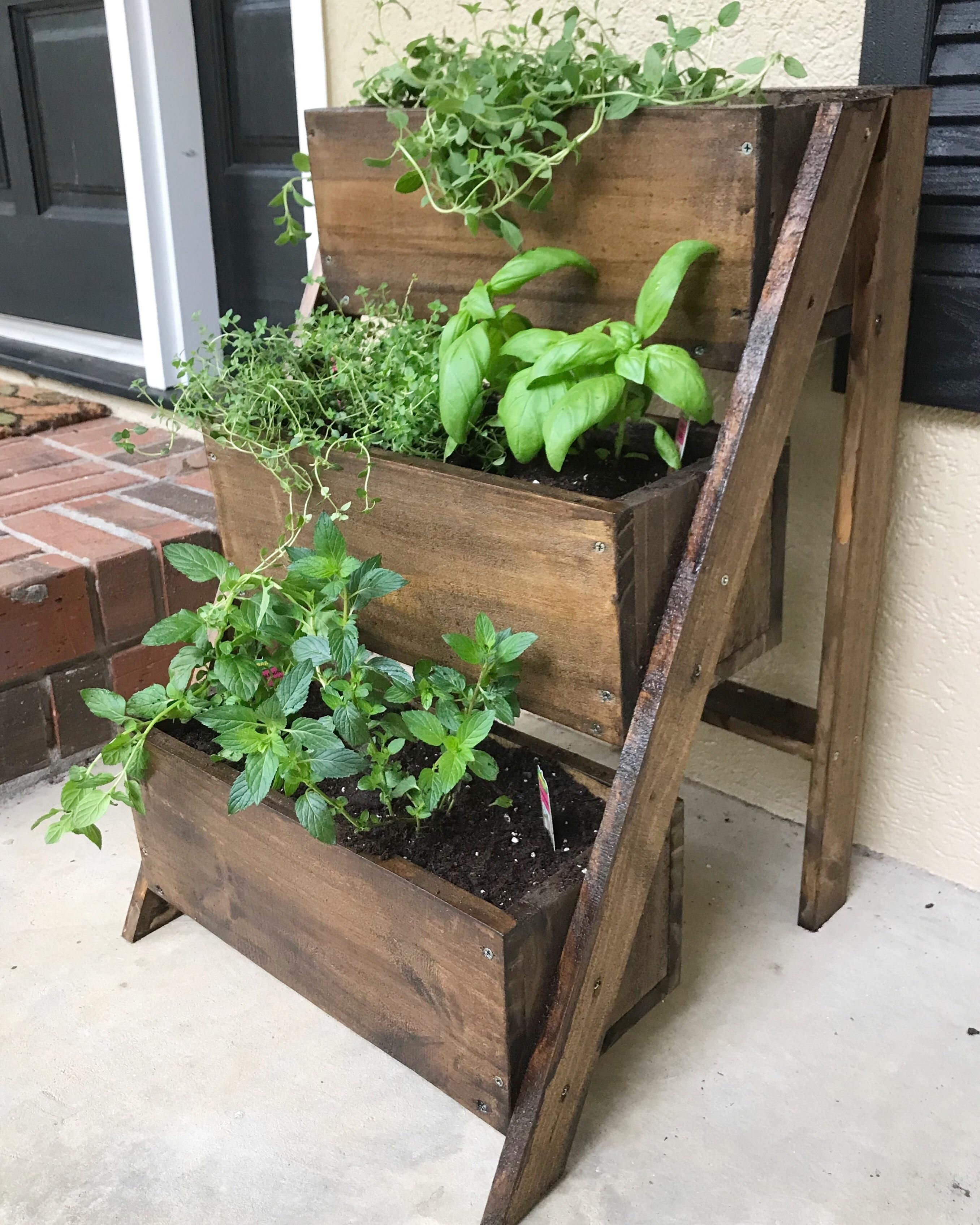 I_knit_thingsI built an herb garden today. This will be my first try at herbs and Im excited! https://i.redd.it/gzk2ehc2bhqz.jpg