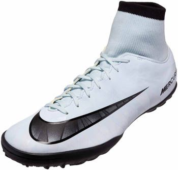 Buy the Nike MercurialX Victory VI DF TF and get yourself a shoe that takes  all of the Mercurial and features and rolls them into one turf shoe!