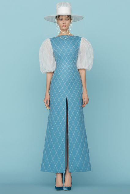 Ulyana Sergeenko Couture Spring Summer 2015 Paris