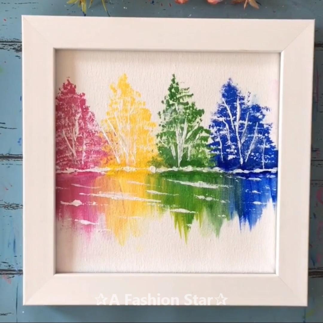 Photo of 9 Easy Painting Ideas For Beginner – Art For Home