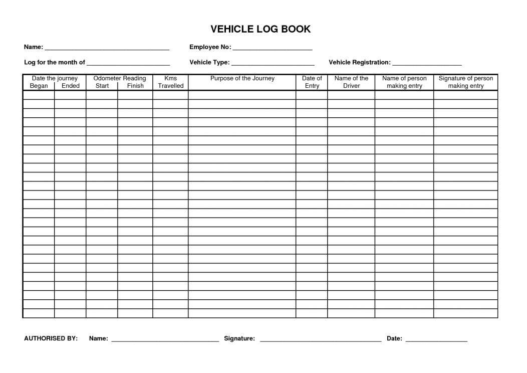 Trucking Expenses Spreadsheet And Ato Motor Vehicle Log Book