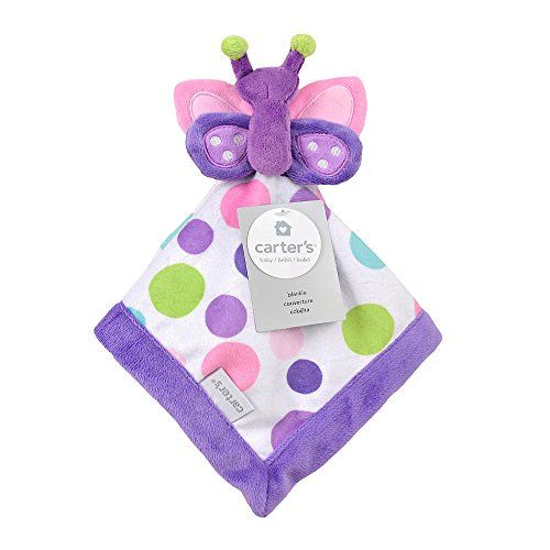 Carter's Butterfly Security Blanket with Plush Triboro Quilt http://www.amazon.com/dp/B00Q04TBJ6/ref=cm_sw_r_pi_dp_DzyHvb07ZAFGP