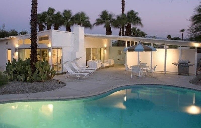 Private Homes Vacation Rental - VRBO 52277 - 3 BR Palm Springs ...