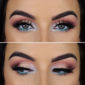 Photo of 30+ Glam Eye Makeup Make You Shine #Eye make up festival  30+ Glam Eye Makeup br…