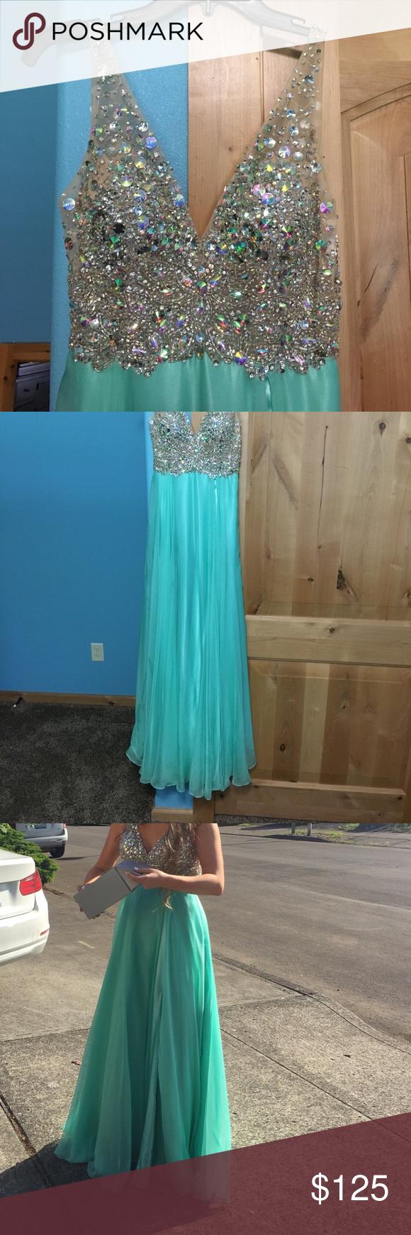 Beautiful turquoise prom dress turquoise prom dresses