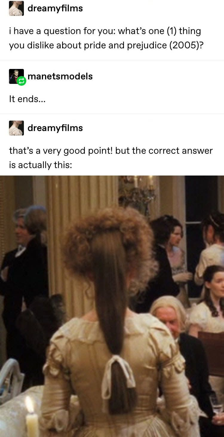 15 Great Tumblr Posts That You Need To Have In Your Life #prideandprejudice