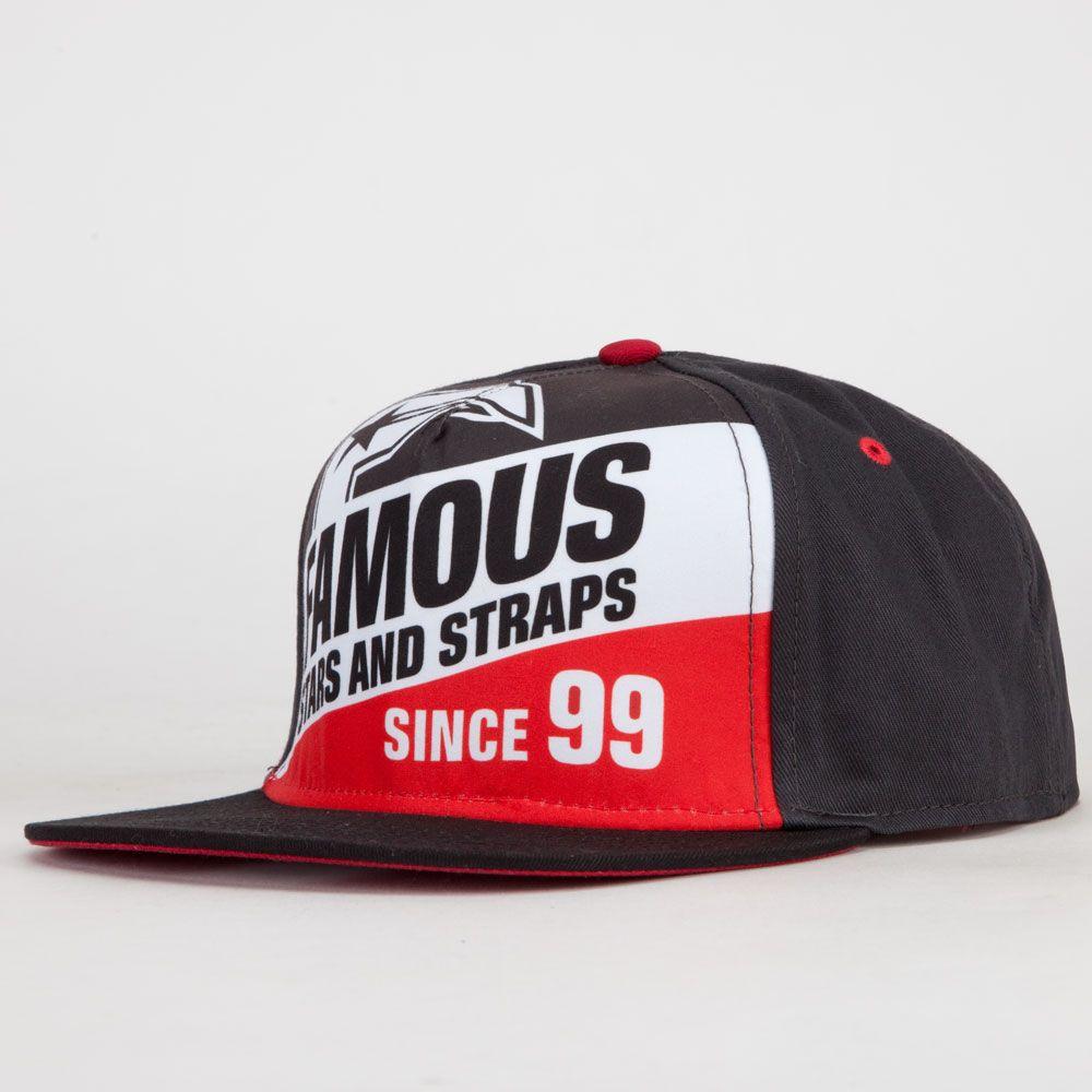 e0cf13e8acb973 FAMOUS STARS & STRAPS Full Front Mens Snapback Hat 217093149 | Snapbacks |  Tillys.com