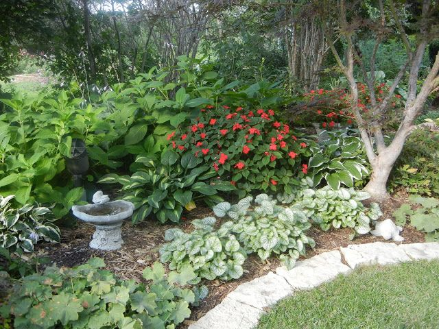 The French Tangerine: ~ connie's inspired garden (With ...