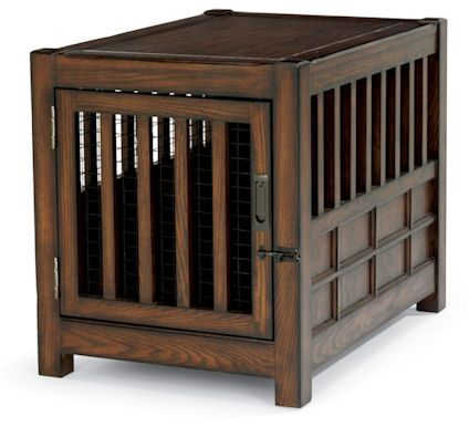 For Home Dog Crate End Table Dog Kennel End Table Pet