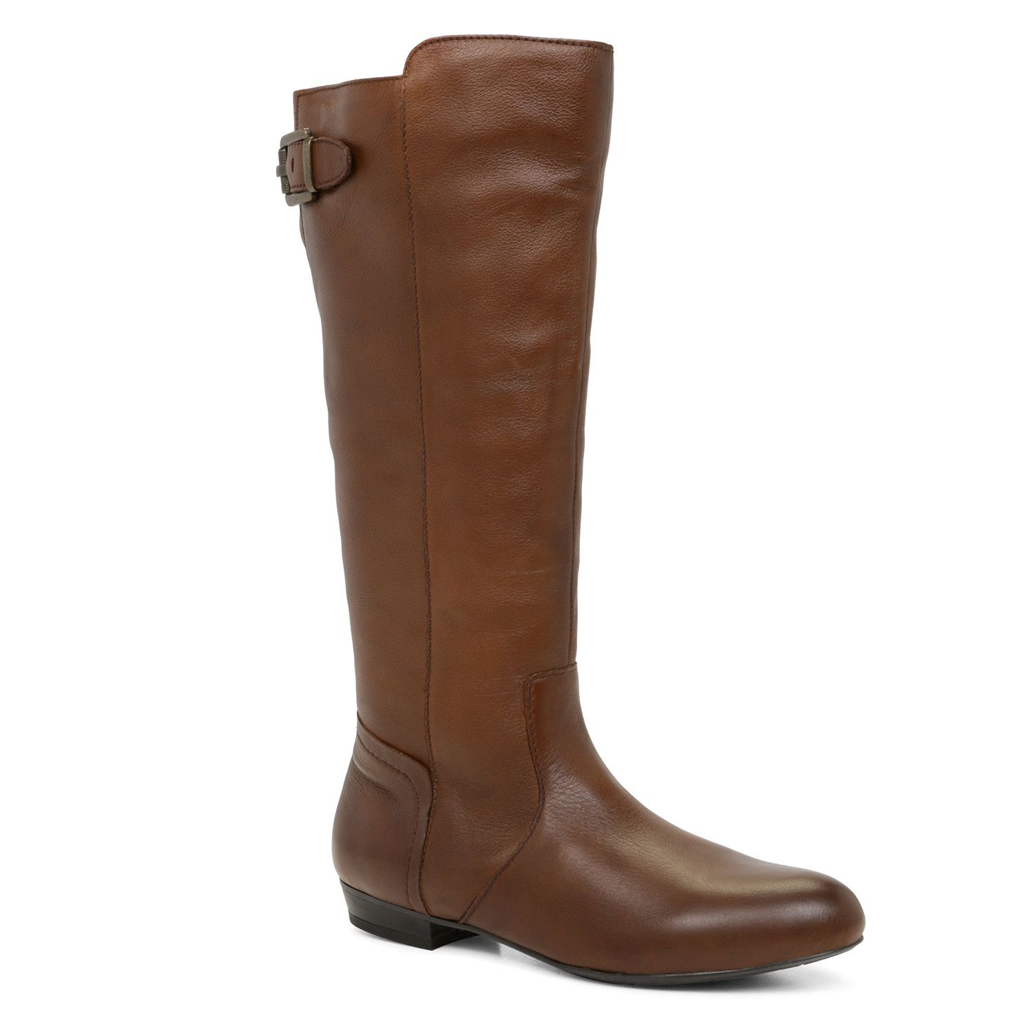 Womens Boots ALDO Becki Cognac