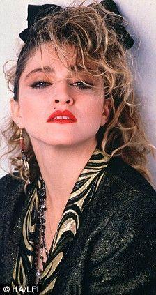 Madonna 80s In 2020 Madonna 80s Little Girl Hairstyles Madonna