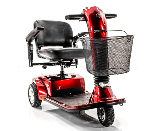 Golden Technologies Companion 3 Wheel Bariatric Scooter Gc340d Mobility Scooter Electric Wheelchair Bariatric