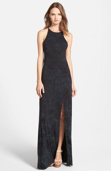 fcece65f050 Gypsy 05 Spaghetti Halter Maxi Dress available at  Nordstrom