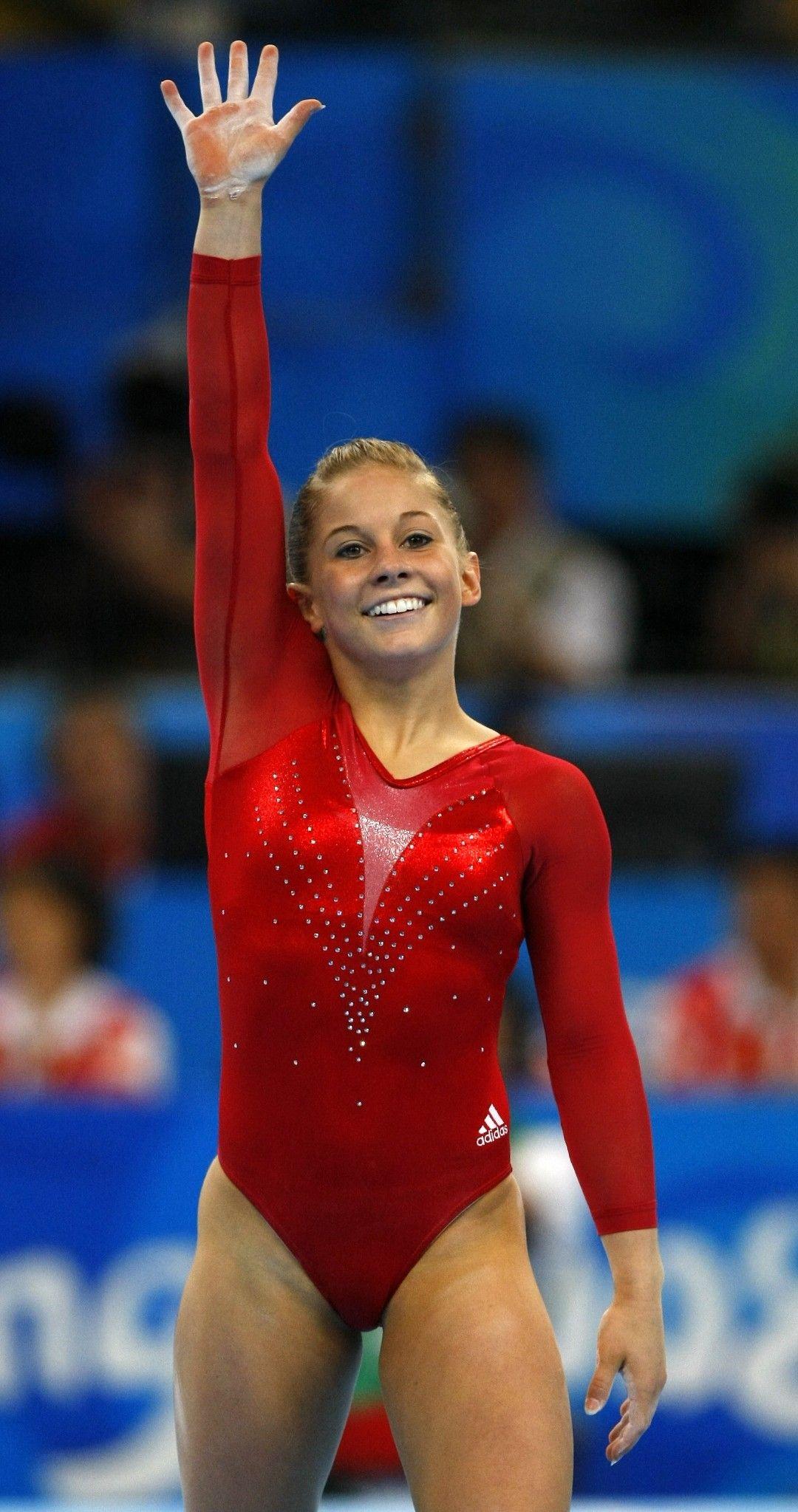 Shawn Johnson 4 Olympic medals in gymnastics