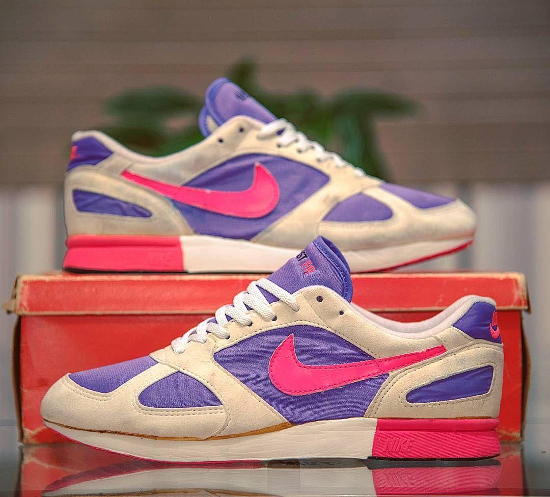 Personal Collection  Nike Duellist PR 1991 💜  #nike #nikeair #nikerunning #nikevintage #nikes #collection #dashape #deadstock #vintageclothing #nikeog #sneakerheads #nikeogair #sneakerhead #sneakerfreakerofficial #nicekicks #kicks #kicksonfire #kickstagram #sneakers #igsneakercommunity #instasneakers #instakicks #igsneakers #sneakersmag #klekt #sneakerfreakerofficial #therealblacklist #footpatrol #sneakersaddict #kicksology