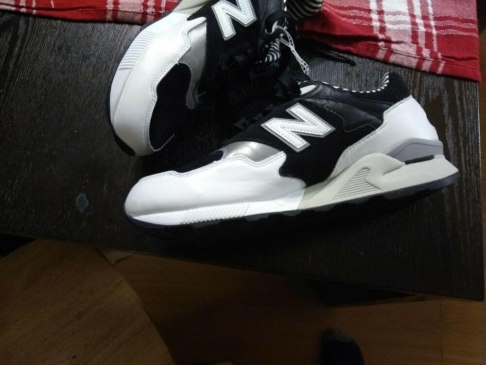 04dd4b4caa57 New Balance 878 Mens Size 8.5 Oreo Zebra Color  fashion  clothing  shoes   accessories  mensshoes  athleticshoes (ebay link)