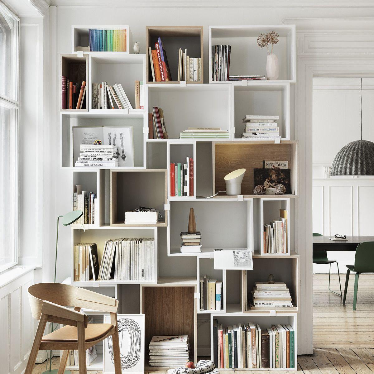 Ein tolles Regal kann einen großen Unterschied in Deinem Haus machen ...