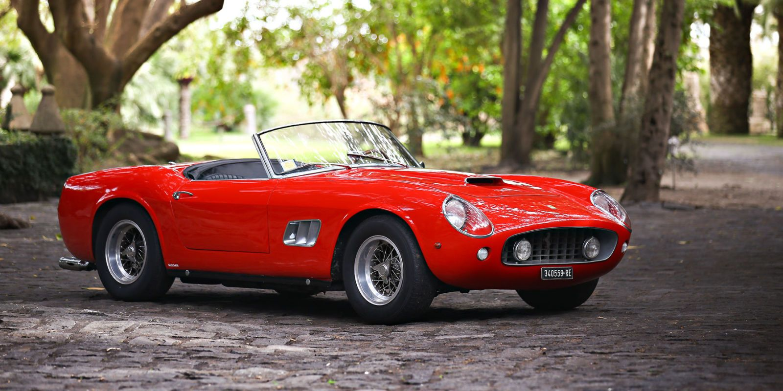 The Most Beautiful Ferrari Ever Built Is Headed To Auction Next