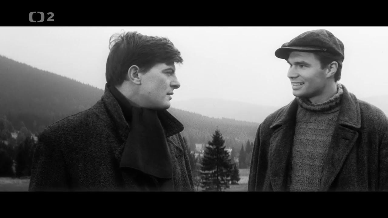 Cesta Hlubokym Lesem Film Drama Ceskoslovensko 1963 Fasung Kacer M In 2020 Video Film Film Drama