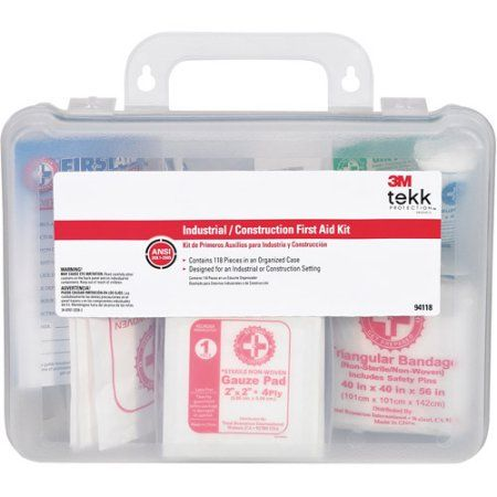 Industrial Scientific First Aid Kit First Aid Aid Kit