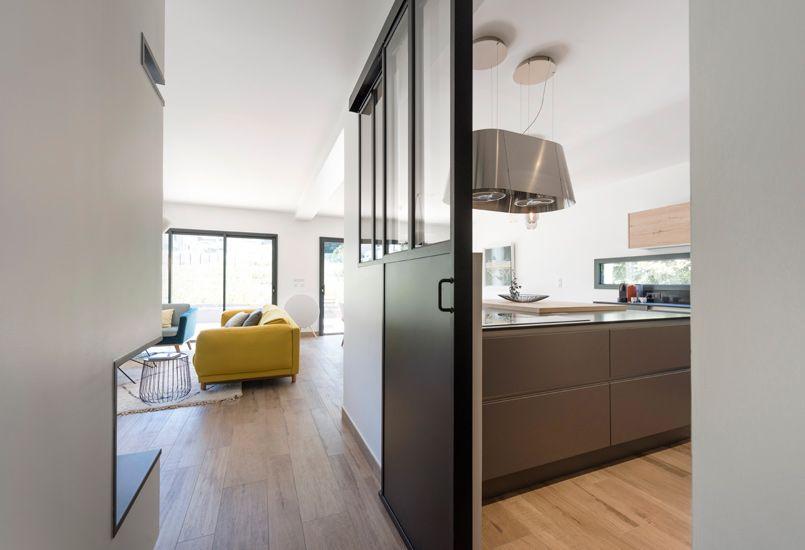 Une maison neuve près de Lyon | Interior design | Déco ...