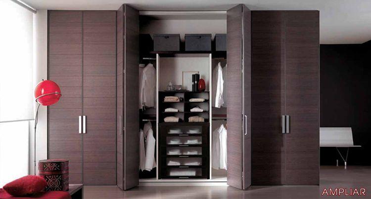 armarios con puertas plagables comprar armarios de diseo