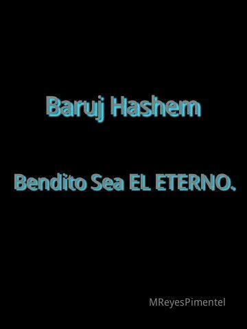 que quiere decir hashem en hebreo