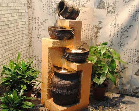 fuente-para-jardinjpg (450×360) pepas Pinterest
