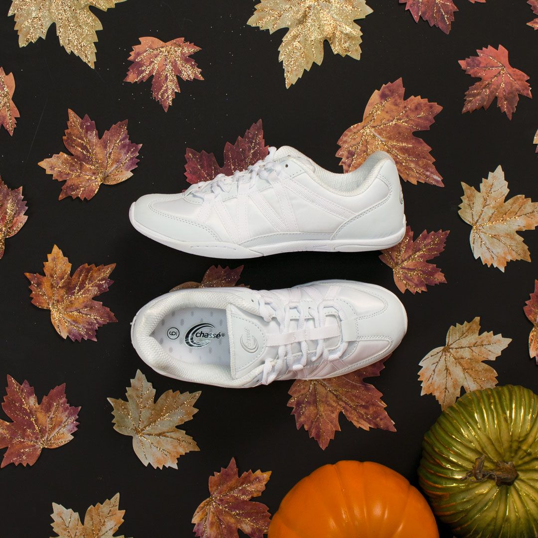 6c37ff8a210d96 Step into basketball season in comfortable cheer shoes! Shop the Ace II Shoe  from Chassé®.