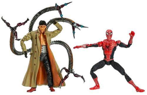 Hasbro Spider-man Origins Spider-Man Vs Doctor Octopus ...