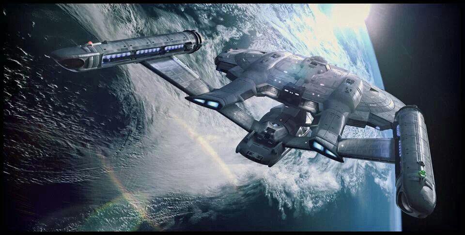 Valkyrie Log: Star Date 2171 (1)
