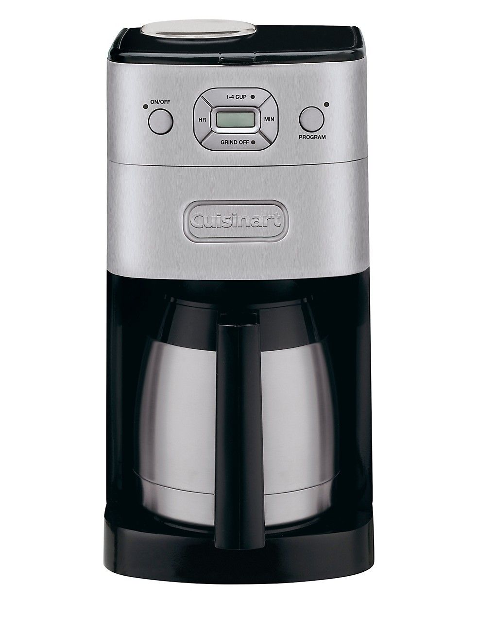 Cuisinart Grind And Brew Tm Thermal 10 Cup Coffeemaker Thebay In 2020 Thermal Coffee Maker Cuisinart Coffee Maker Best Coffee Maker