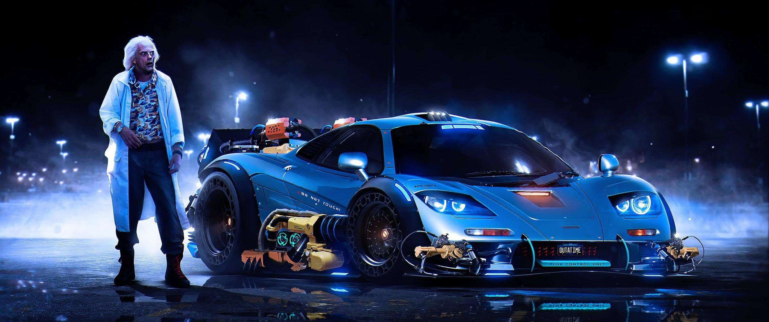 超ワイド21 9壁紙コレクション 3440 定期的に更新 Cartuningdraw 超ワイド219壁紙コレクション3440定期的に更新 In Car Artwork Back To The Future Concept Cars