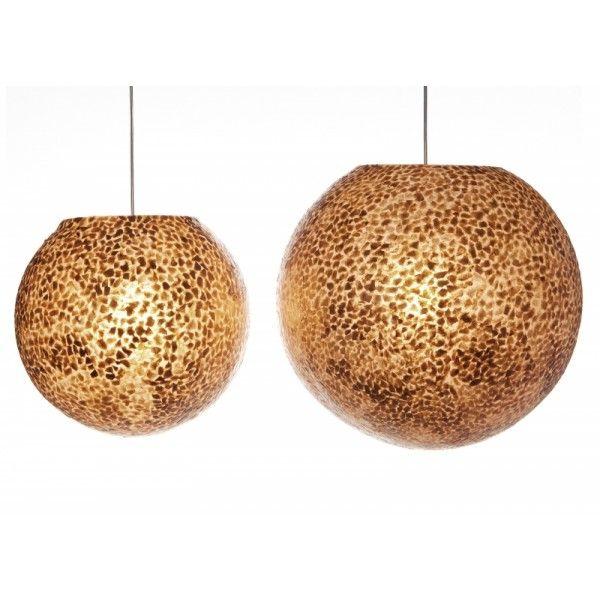 Hanglamp Wangi Goud Bol - Verlichting-webshop.com - Hanglampen kopen ...