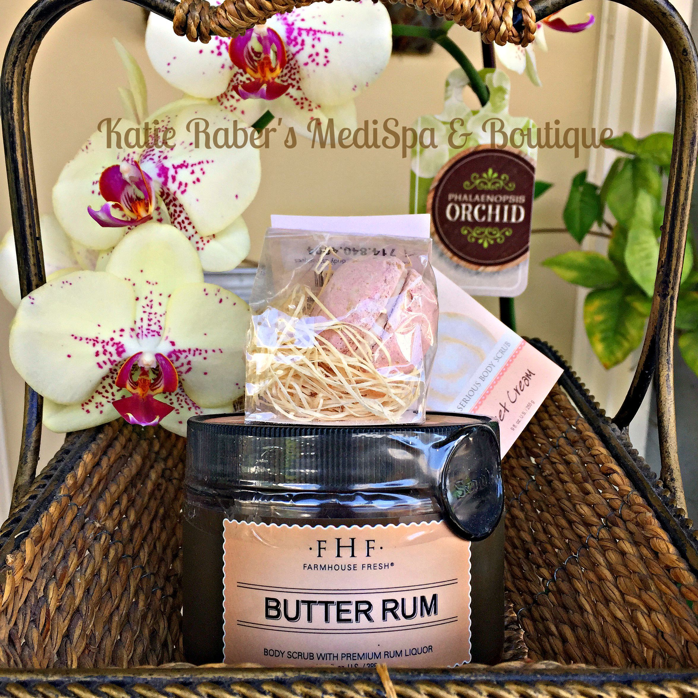 Featuring Farm House Fresh intoxicating Butter Rum Body